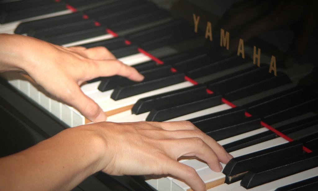 ピアノが歌う