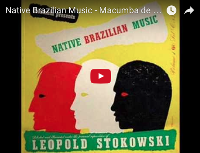 マクンバ Native Brazilian Music - Macumba de Oxóssi