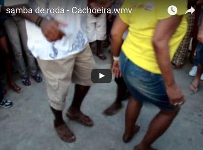 samba de roda - Cachoeira.wmv