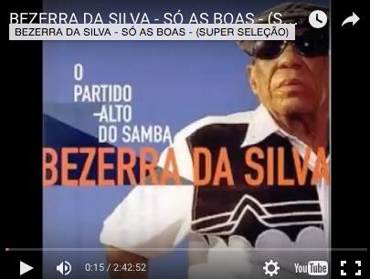 BEZERRA DA SILVA - SÓ AS BOAS - (SUPER SELEÇÃO)