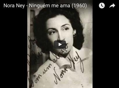 Nora Ney - Ninguém me ama (1960)