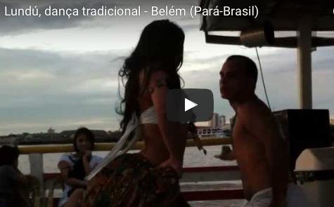 Lundú, dança tradicional - Belém (Pará-Brasil)