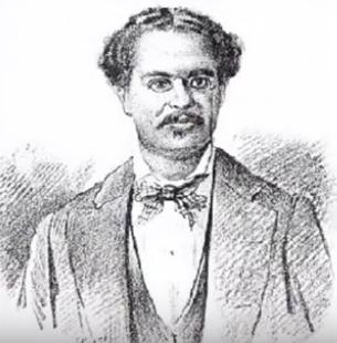 ショーロ の父ジョアキン・カラード LINGUAGEM DO CORAÇÃO (JOAQUIM ANTÔNIO CALLADO) - ERNESTO NAZARETH & PEDRO DE ALCÂNTARA