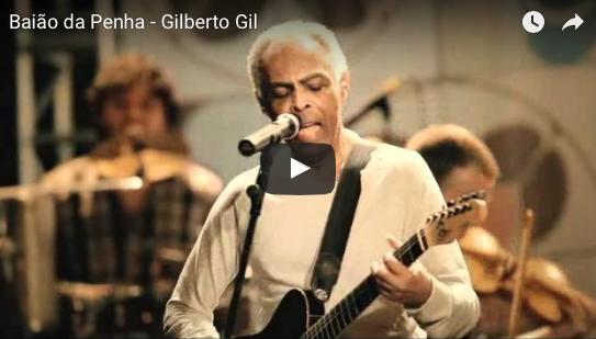 ジルベルト・ジル Baião da Penha - Gilberto Gil